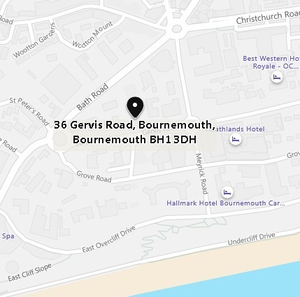Connect Counselling Bournemouth address
